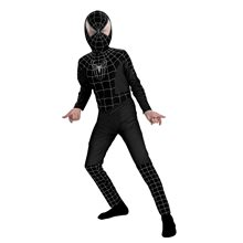Picture of Black Suited Spider-Man Toddler Costume