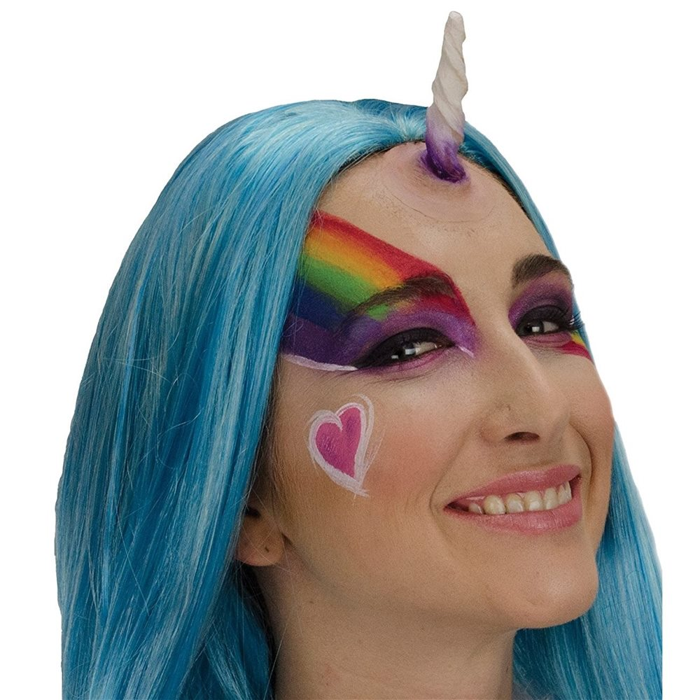 Picture of Unicorn Horn Latex Appliance