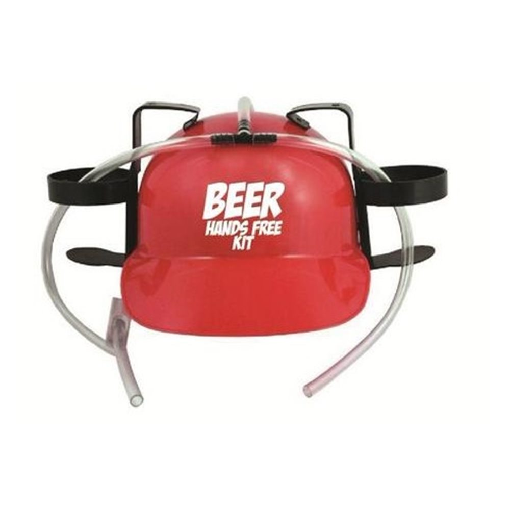 Picture of Beer Hands Free Drinking Hat