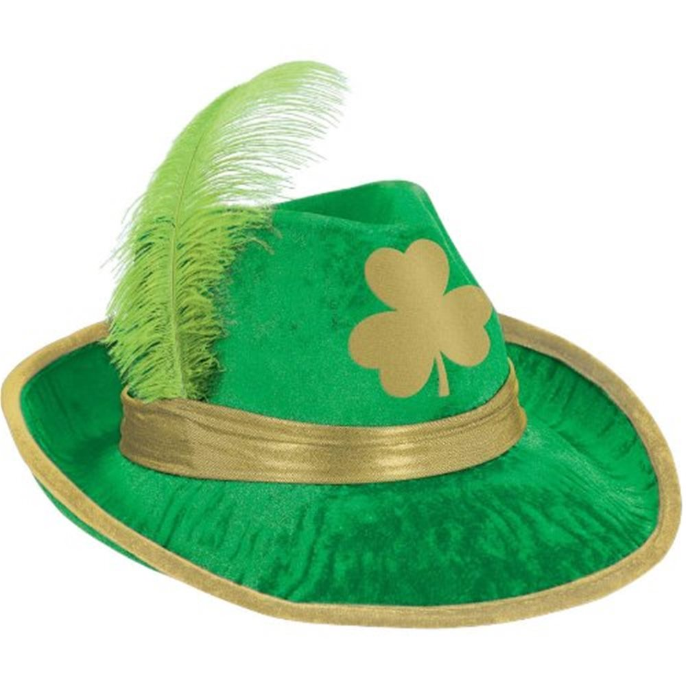 Picture of St. Patrick's Day Fedora Hat