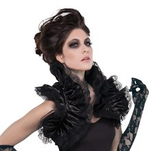 Picture of Gothic Ruffled Shrug