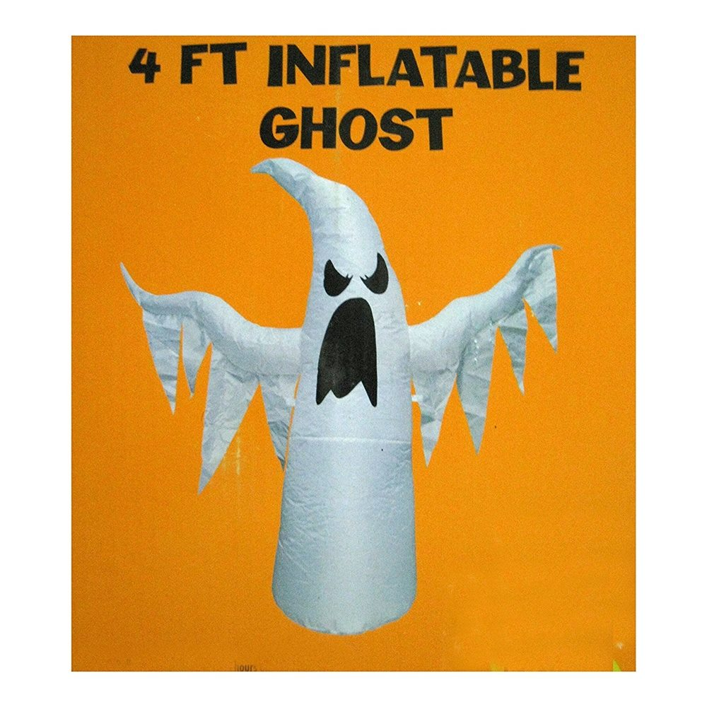 Picture of Inflatable Angry Ghost 4ft