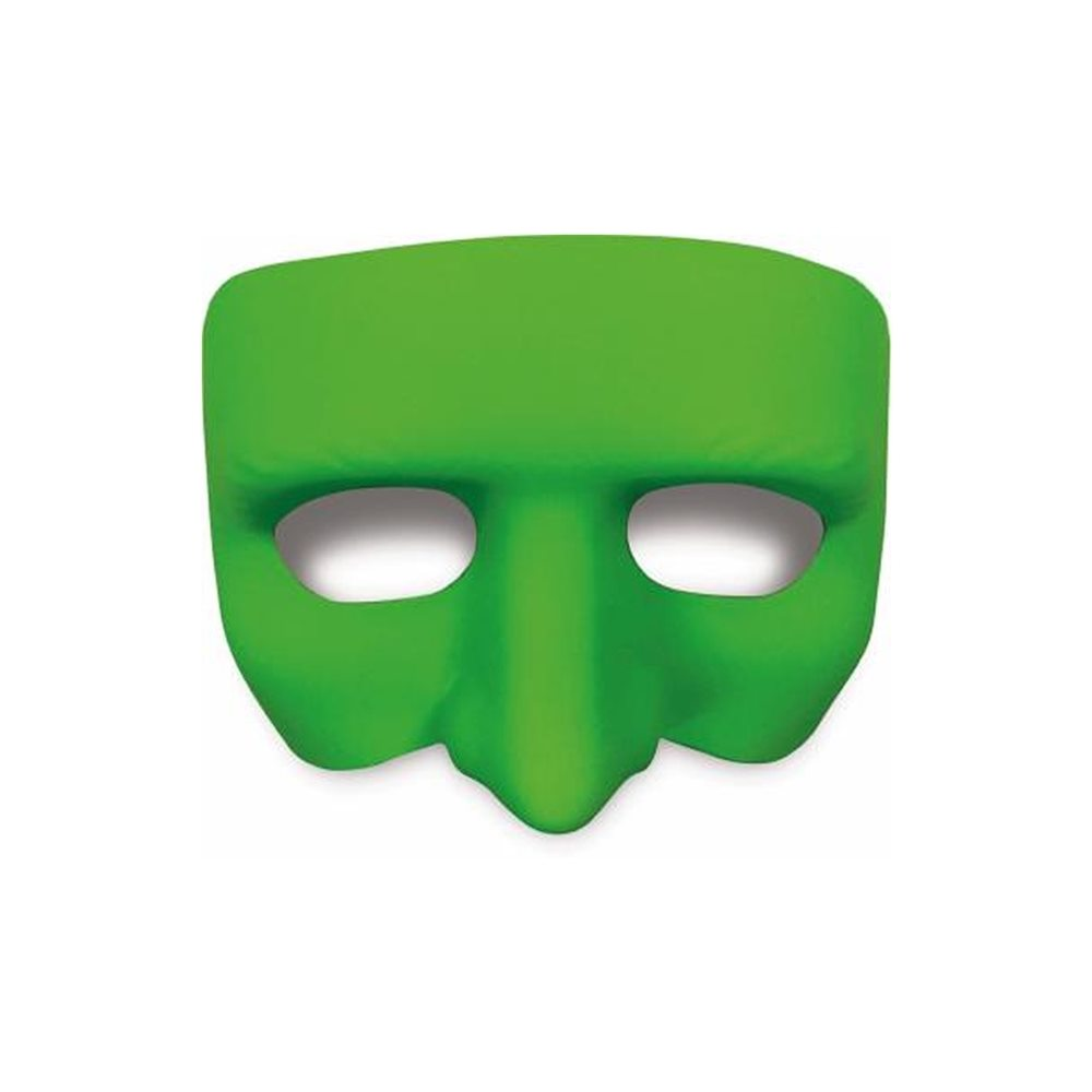 Picture of Fluorescent Lime Gonzo Half Mask (Coming Soon)