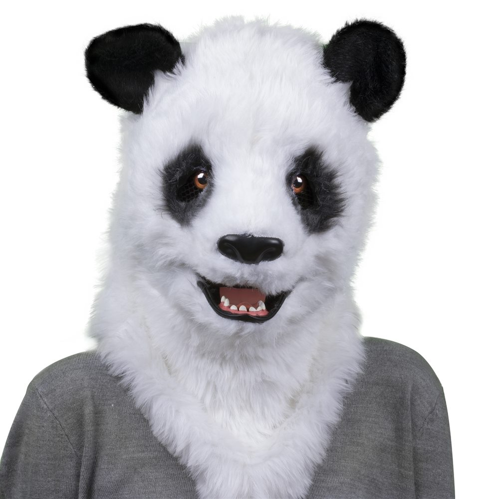Picture of Mr. Panda Furry Mask