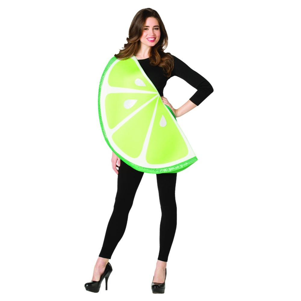Picture of Lime Slice Adult Unisex Costume