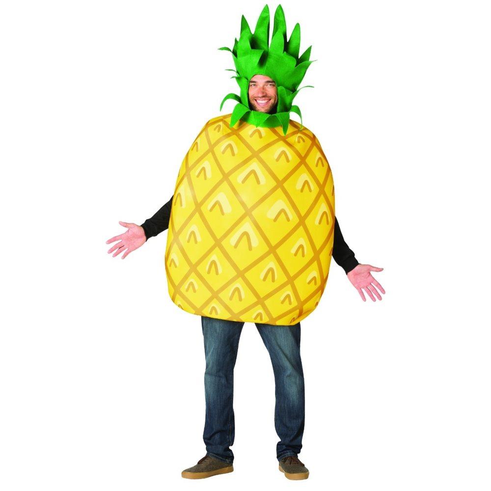 Picture of Big Kahuna Pineapple Adult Unisex Costume