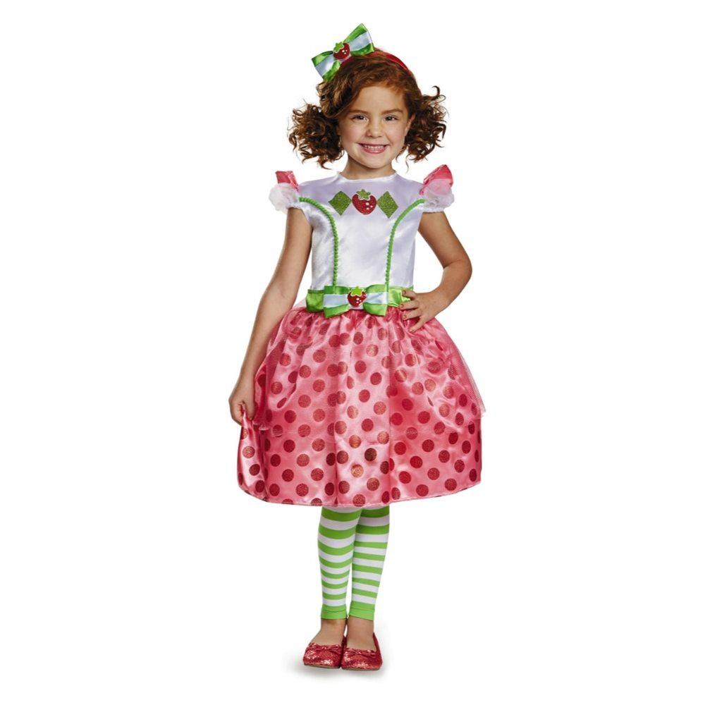 Picture of Strawberry Shortcake Deluxe Child Costume
