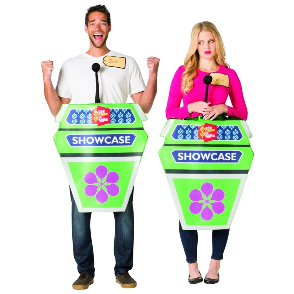 Picture of The Price is Right Showcase Showdown Adult Couple Costume Set