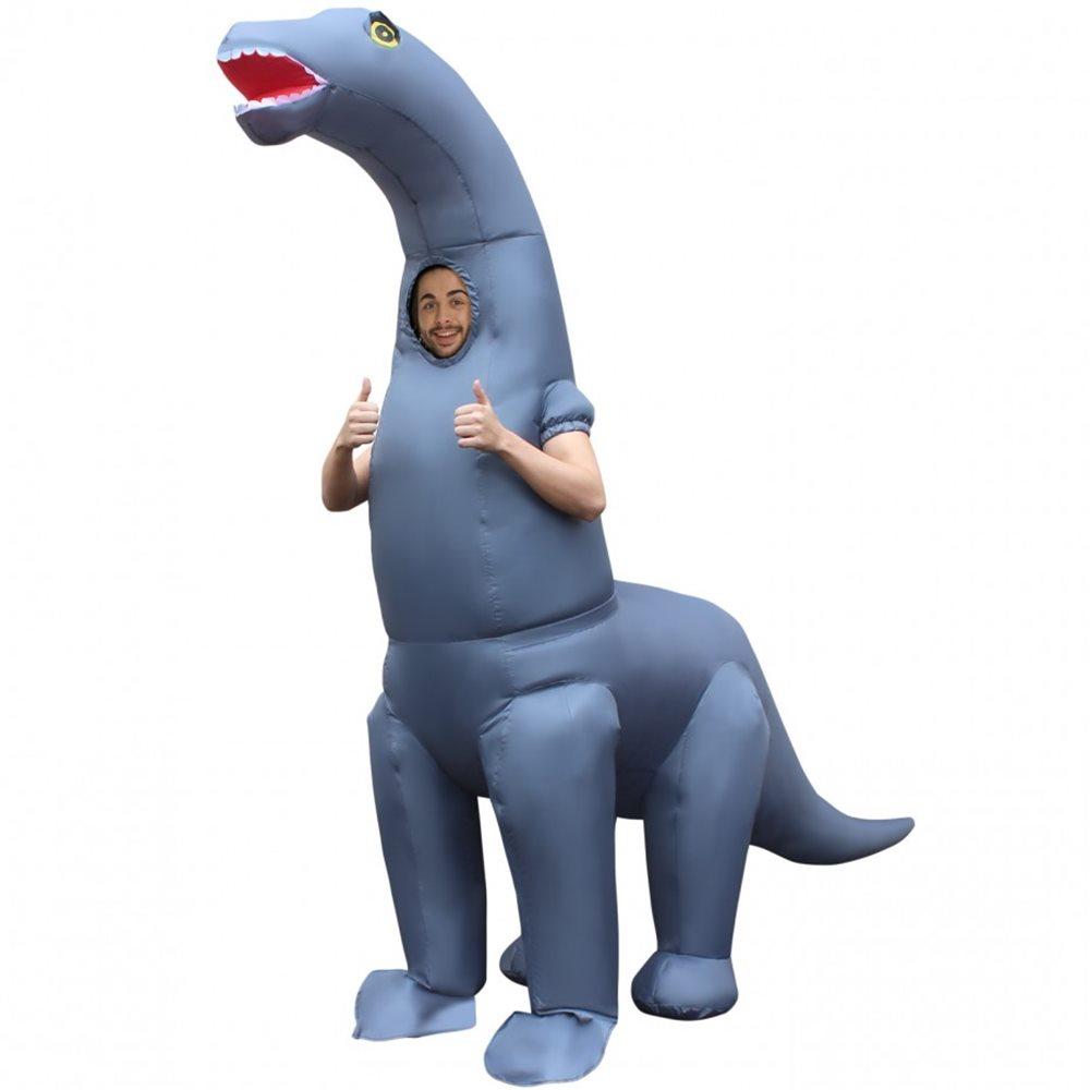 Picture of Diplodocus Dinosaur Inflatable Adult Unisex Costume