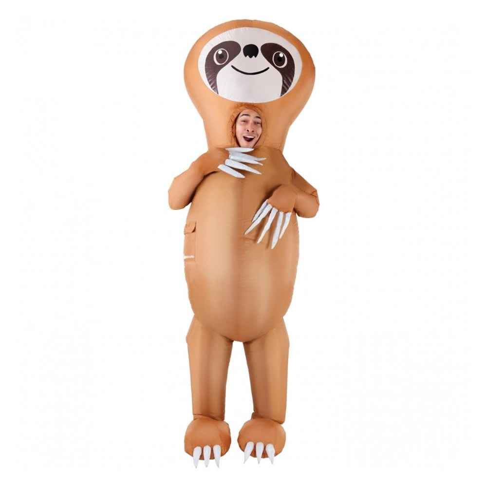Picture of Sloth Inflatable Adult Unisex Costume (Coming Soon)