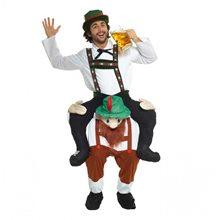 Picture of Lederhosen Piggyback Adult Unisex Costume