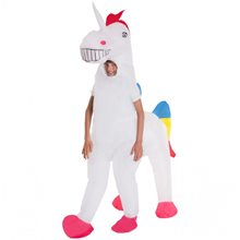 Picture of Giant Unicorn Inflatable Child Costume (Coming Soon)