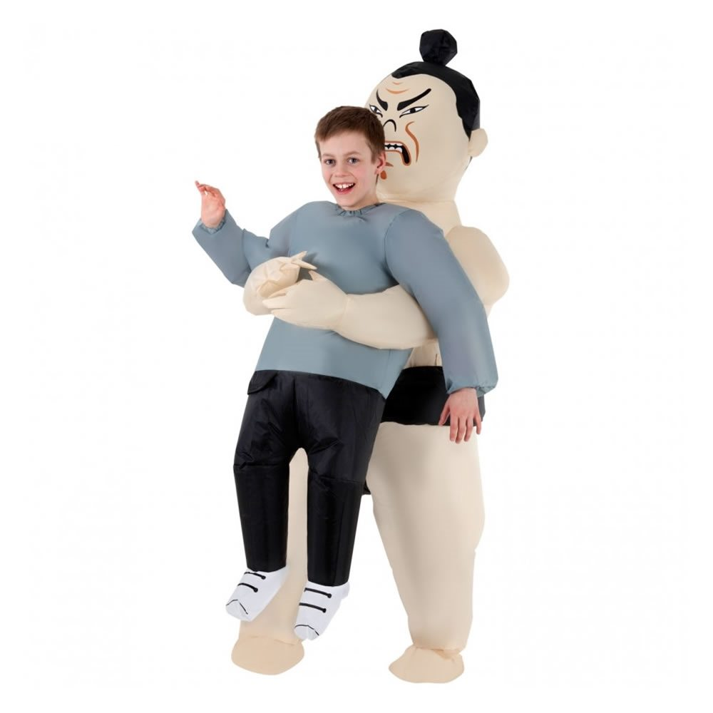 Picture of Pick Me Up Sumo Inflatable Child Costume (Coming Soon)