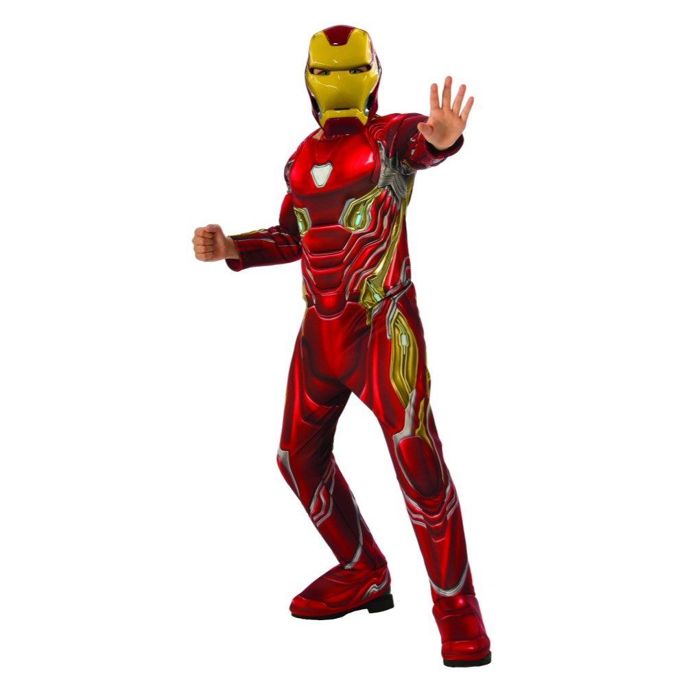 Picture of Avengers Infinity War Deluxe Iron Man Child Costume