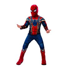 Picture of Avengers Infinity War Deluxe Iron Spider-Man Child Costume
