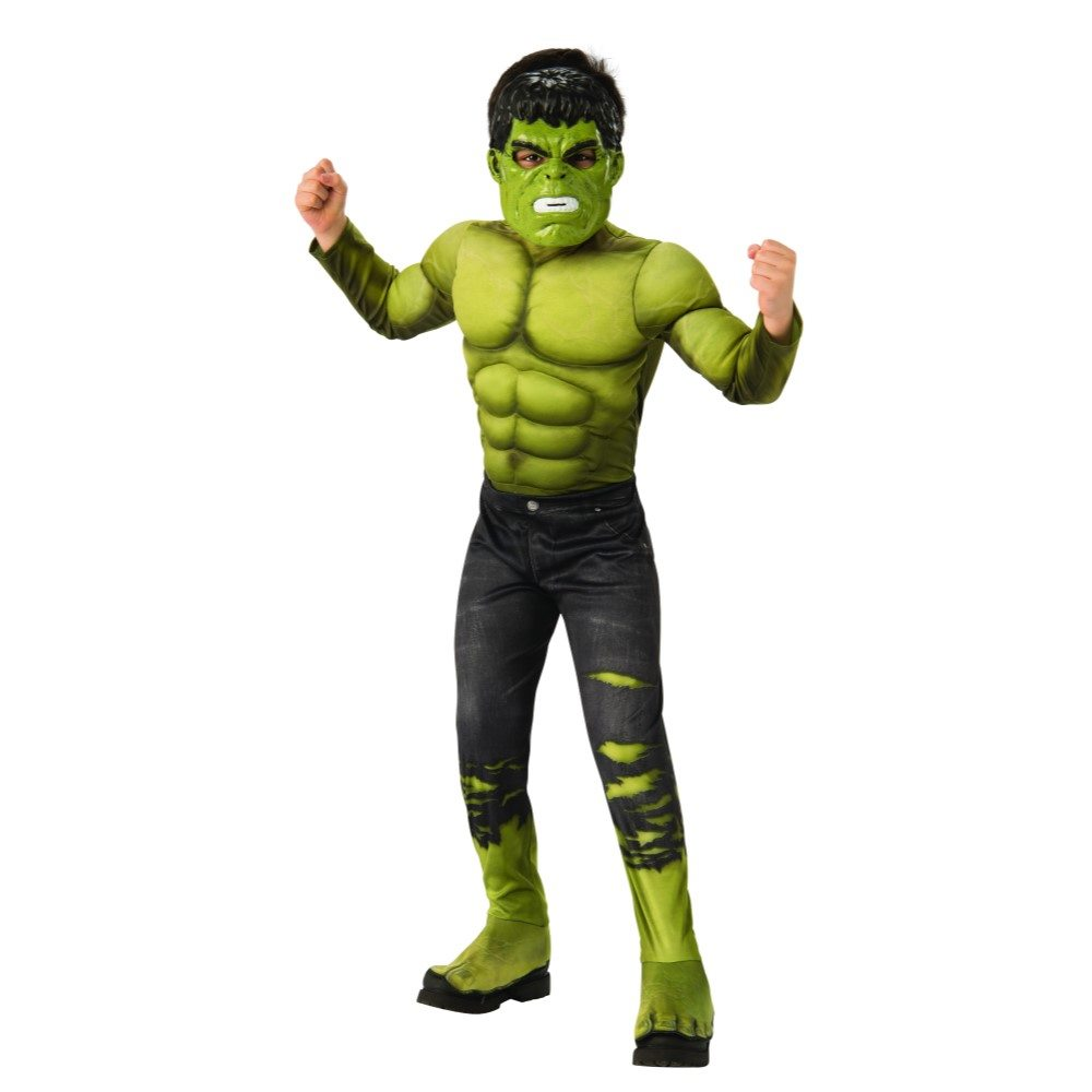 Picture of Avengers Infinity War Deluxe Hulk Child Costume