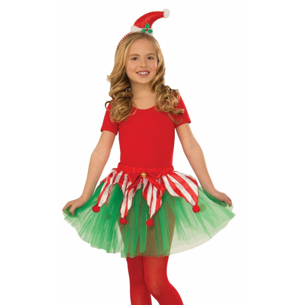Picture of Candy Cane Child Tutu