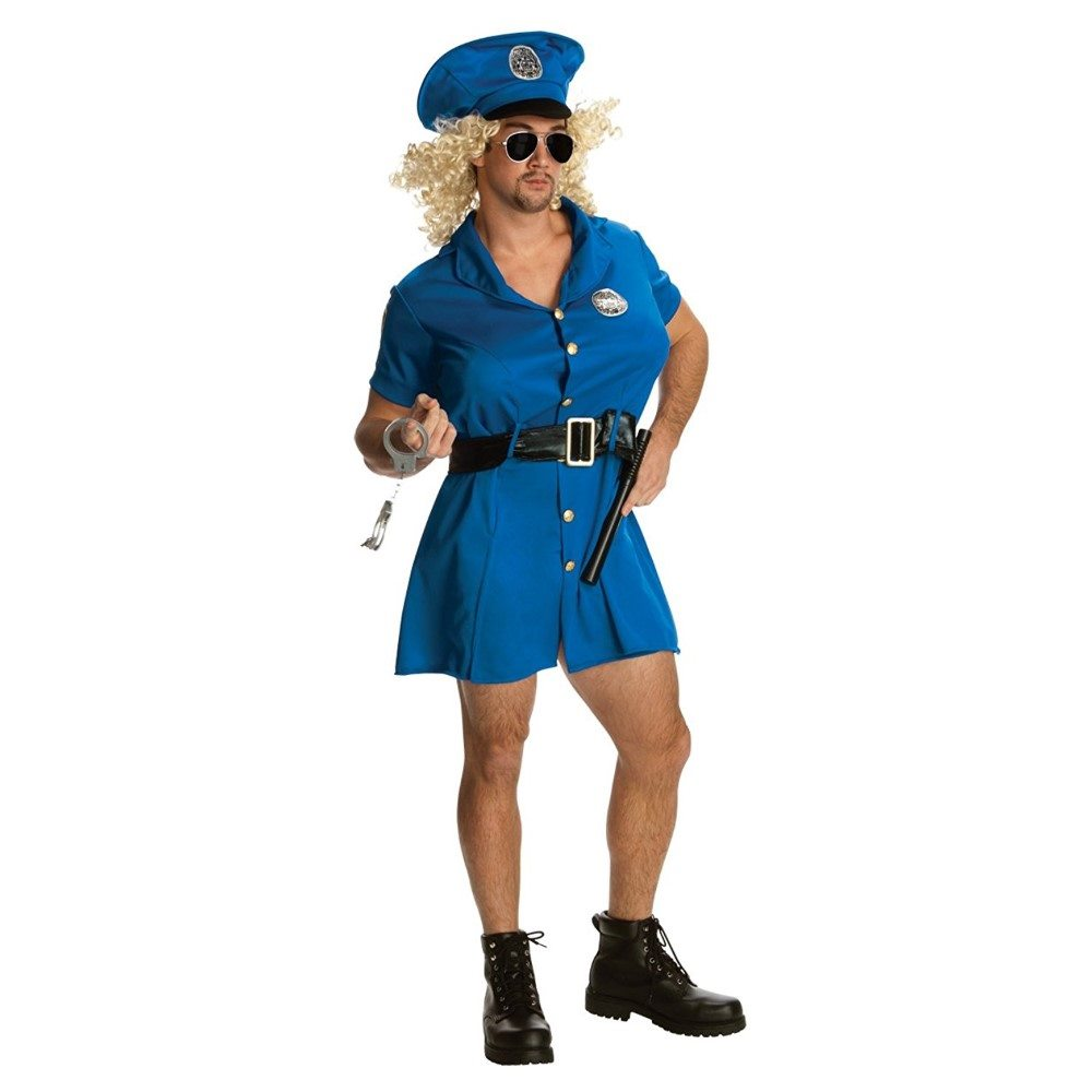 Picture of Cop O'Feeley Adult Mens Costume