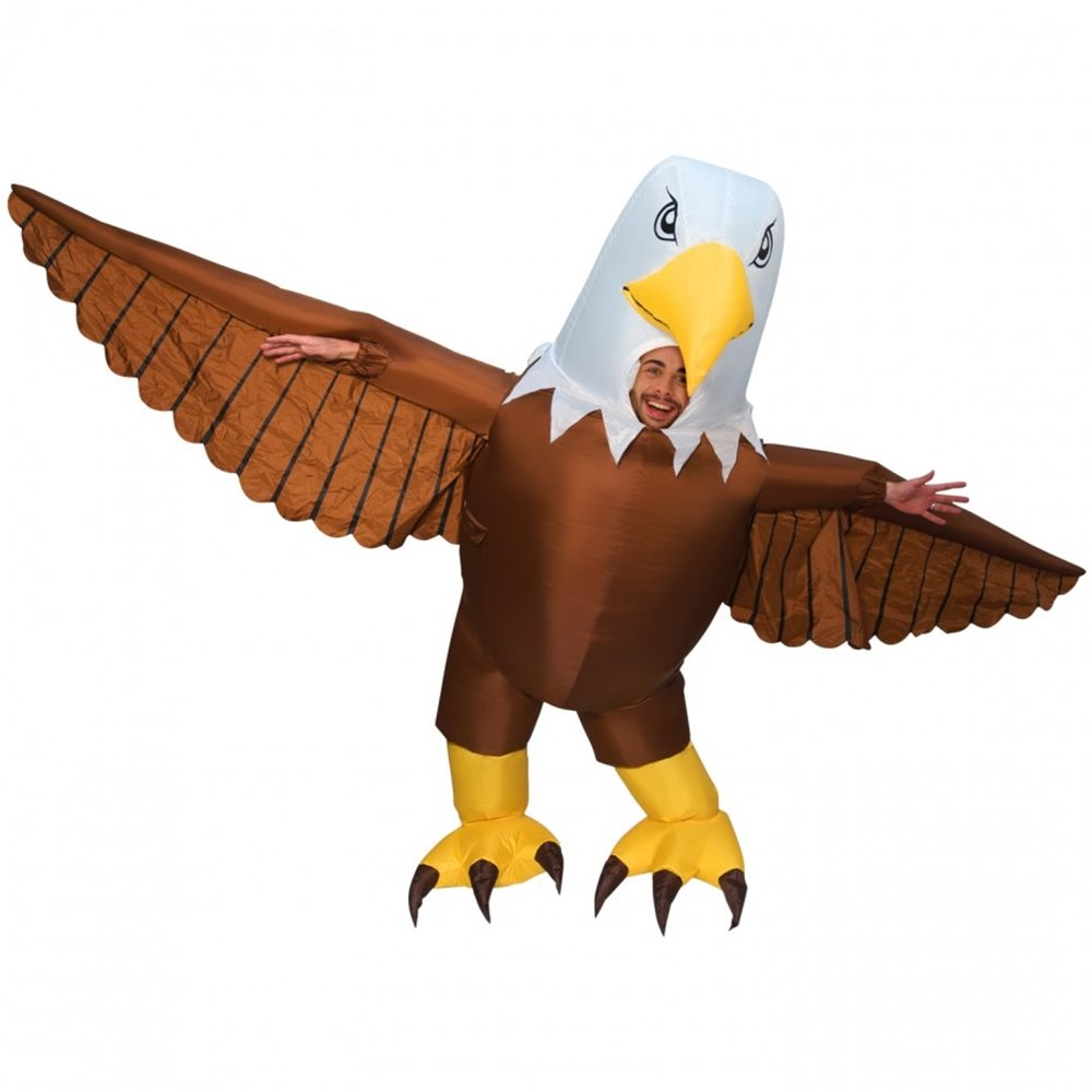 Picture of Giant Eagle Inflatable Adult Unisex Costume