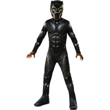 Picture of Black Panther Classic Child Costume