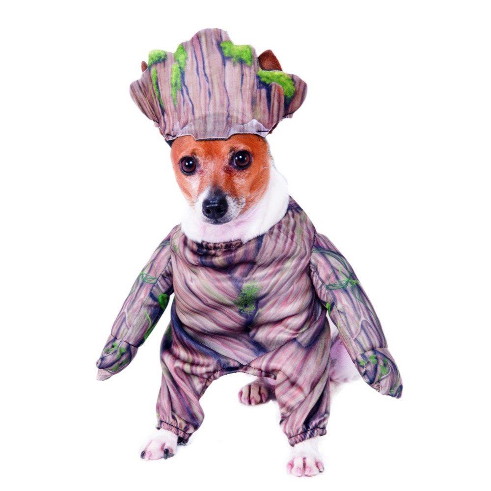 Picture of Walking Groot Pet Costume