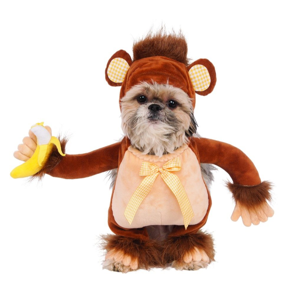 Picture of Walking Monkey Pet Costume