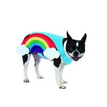 Picture of Rainbow Pet Costume