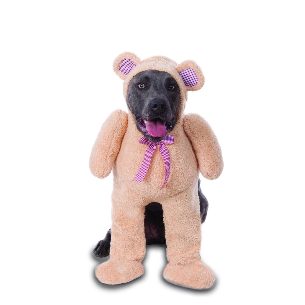 Picture of Big Dog Teddy Bear Pet Costume