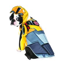 Picture of Transformers Deluxe Bumblebee Pet Costume