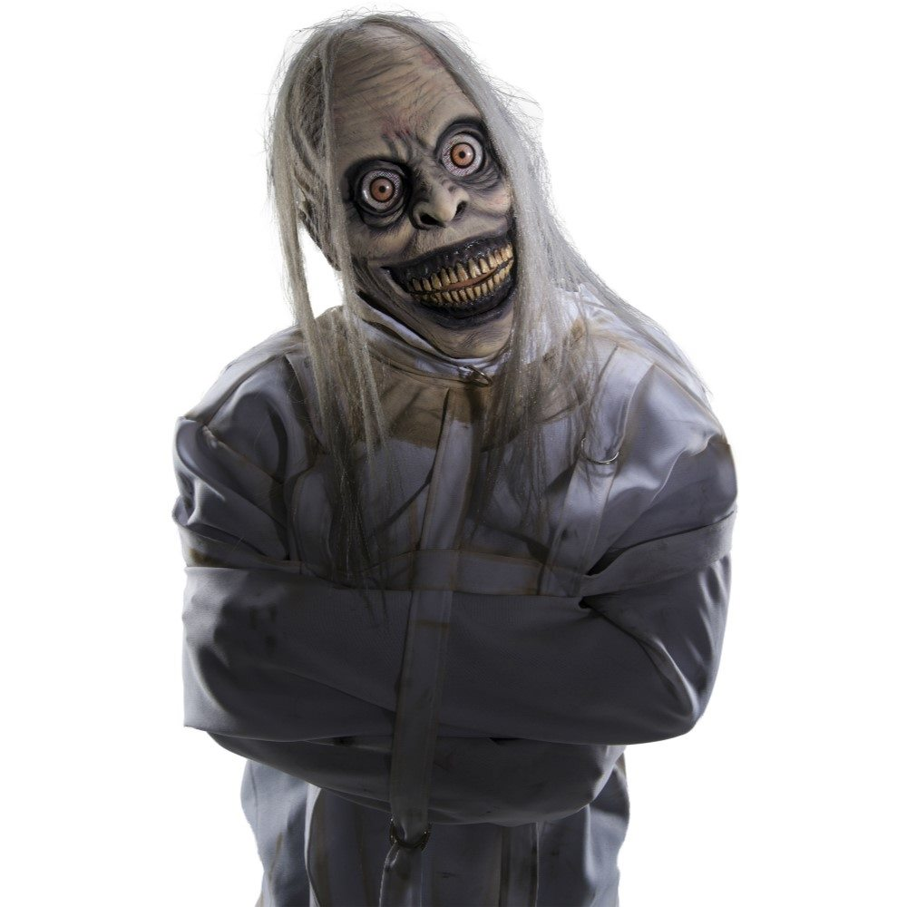 Picture of Creepy Pasta Sleep Experiment Adult Latex Mask