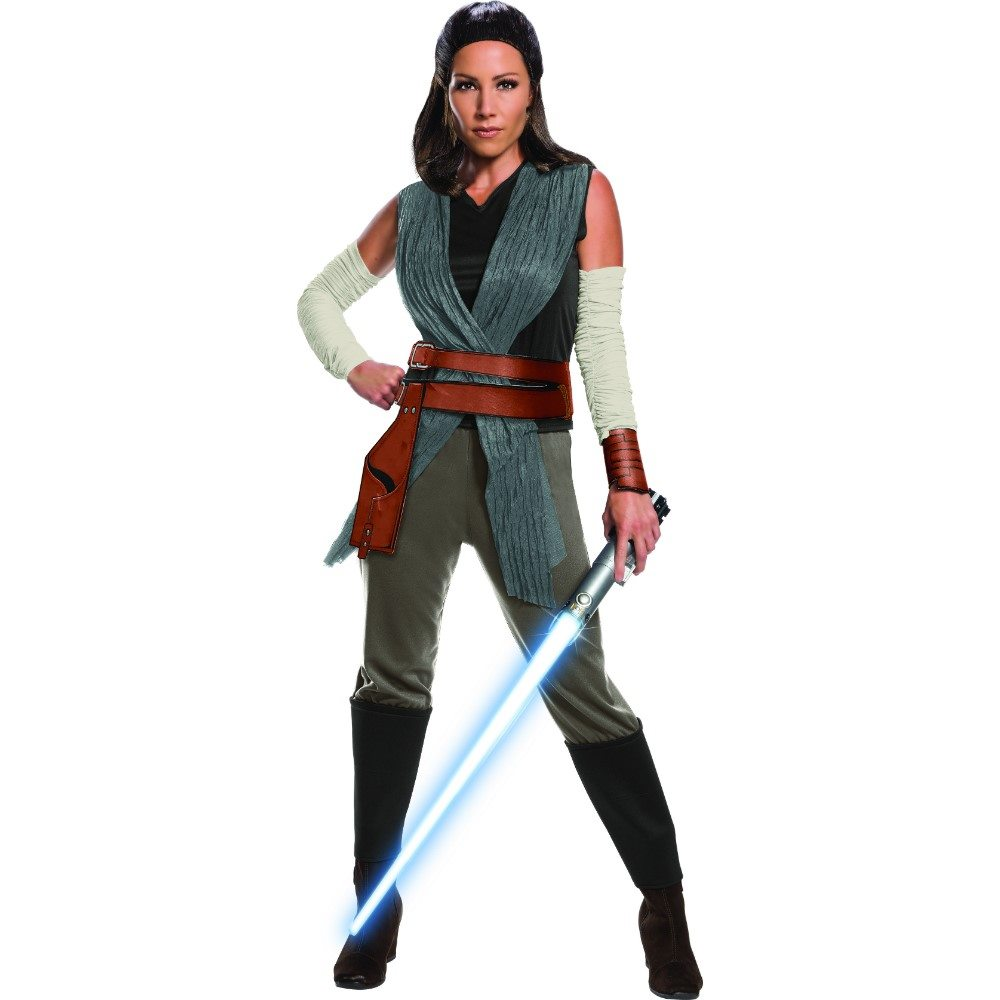 Picture of Star Wars The Last Jedi Deluxe Rey Adult Womens Costume