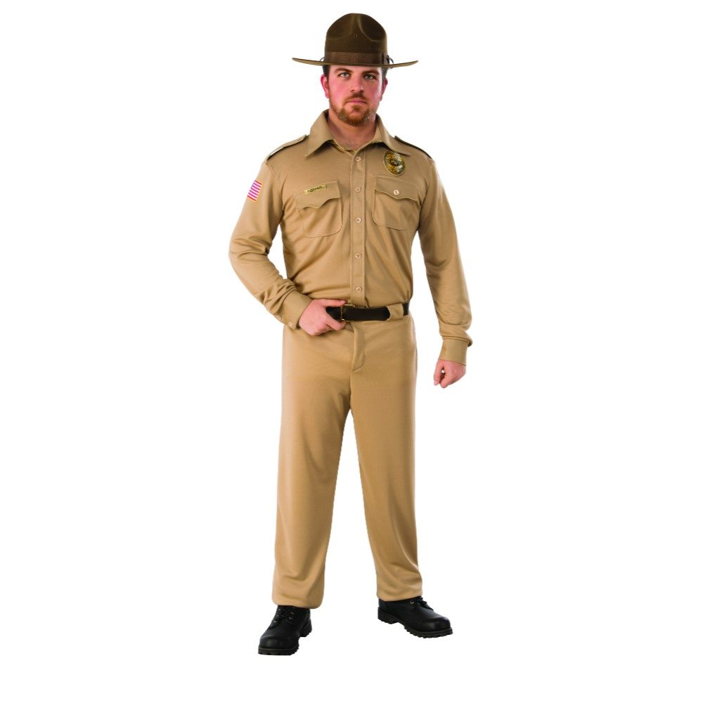 Picture of Stranger Things Hopper Adult Mens Costume