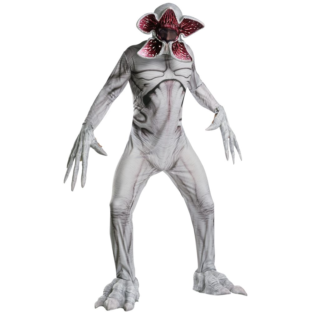 Picture of Stranger Things Deluxe Demogorgon Adult Mens Costume (Coming Soon)
