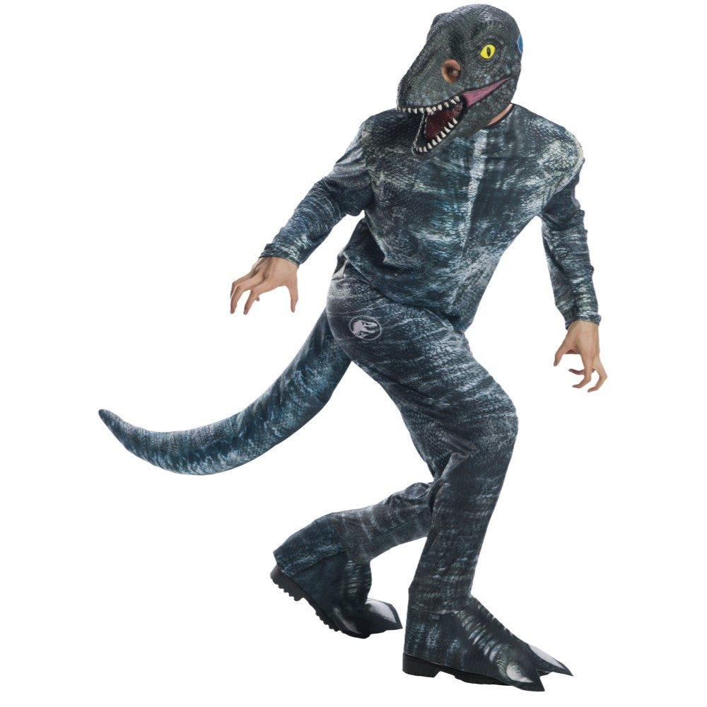 Picture of Jurassic World 2 Velociraptor Adult Mens Costume