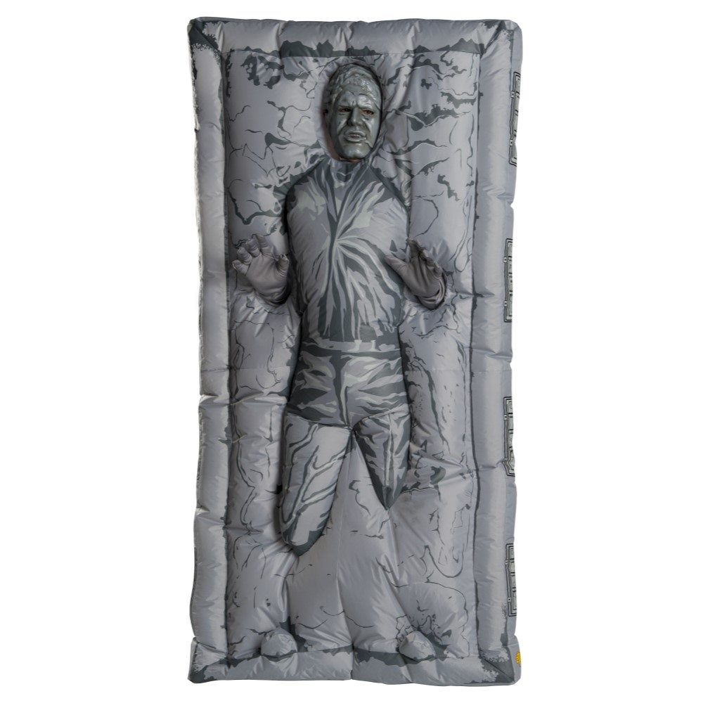 Picture of Han Solo in Carbonite Inflatable Adult Mens Costume