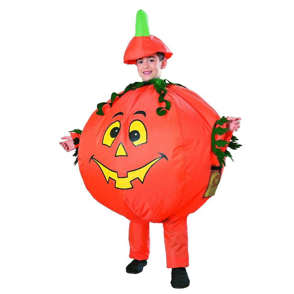Picture of Pumpkin Inflatable Child Costume (Coming Soon)
