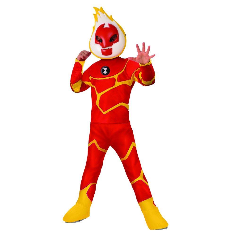 Picture of Ben 10 Heatblast Child Costume