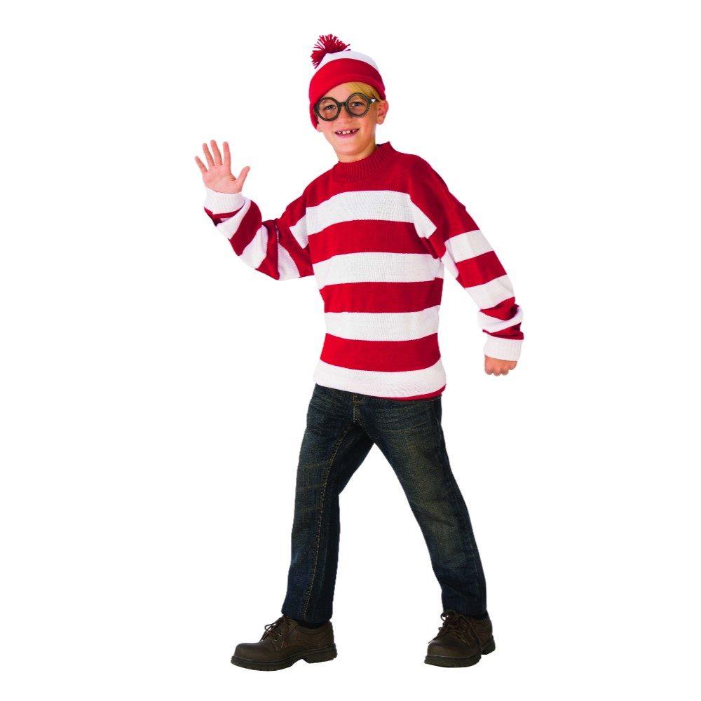 Picture of Waldo Deluxe Child Costume
