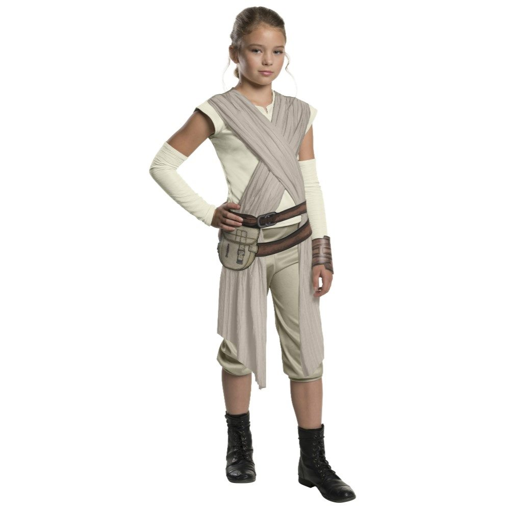 Picture of Star Wars Forces of Destiny Deluxe Rey Child Costume (Coming Soon)
