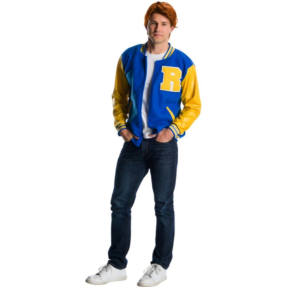 Picture of Riverdale Deluxe Archie Adult Mens Costume
