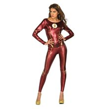 Picture of Miss Flash Adult Womens Catsuit