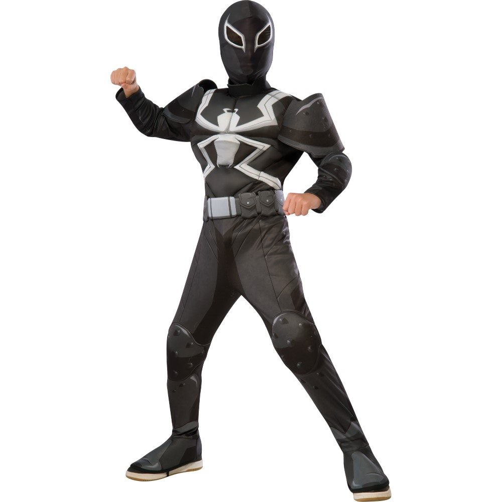 Picture of Agent Venom Deluxe Child Costume