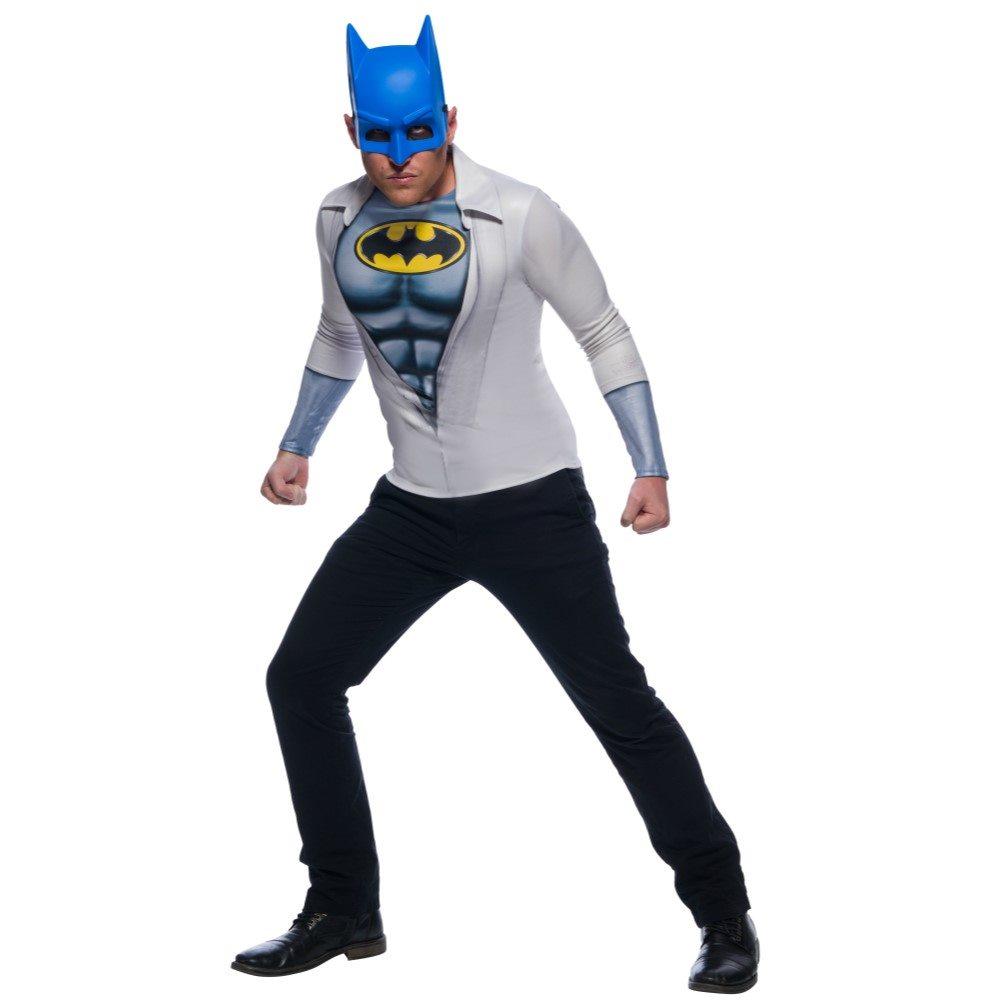 Picture of Batman Open Shirt Adult Mens Costume