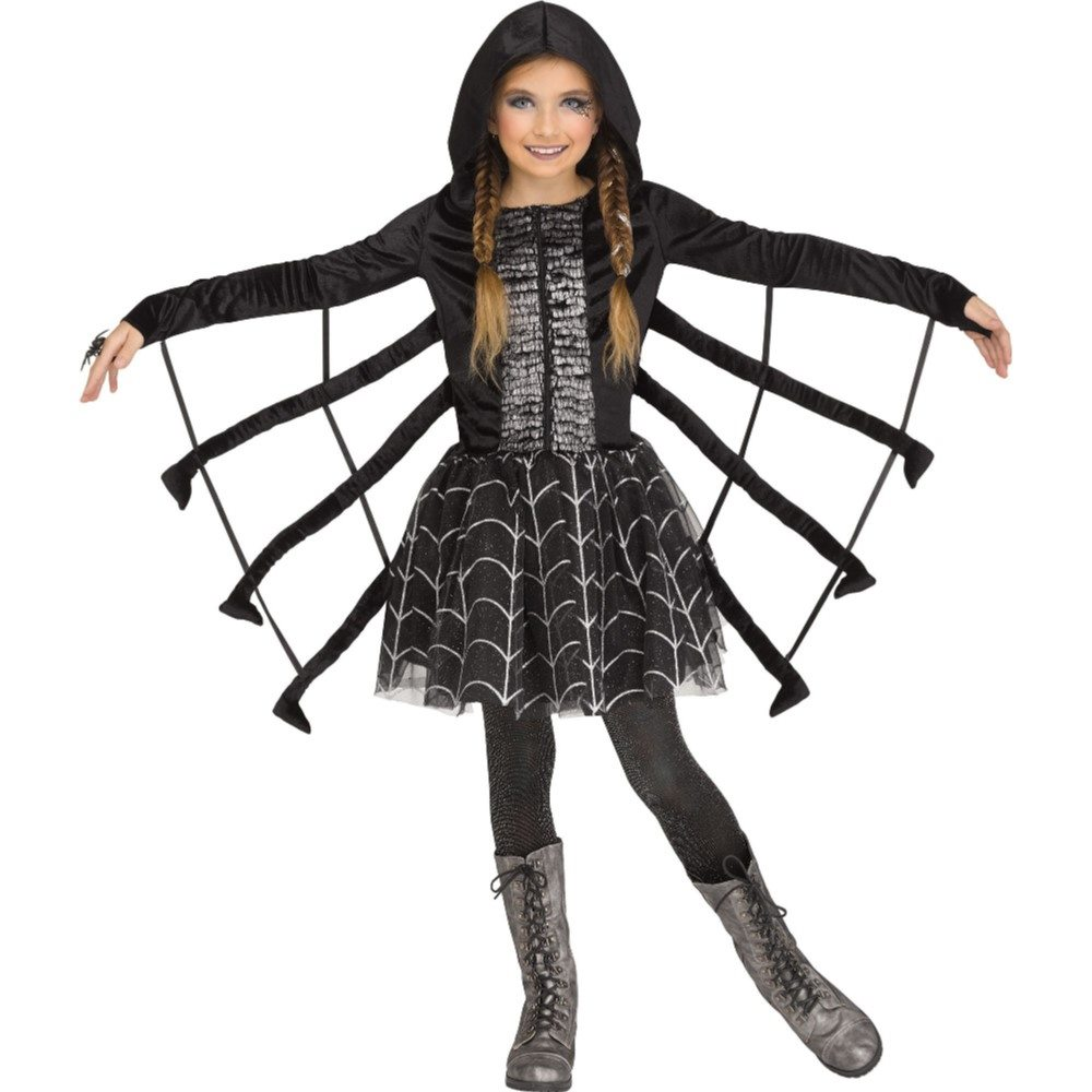 Picture of Sparkling Spider Dress Child Costume