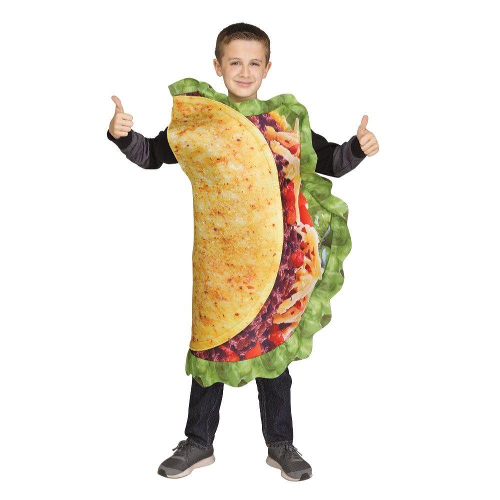Picture of Taco Child Costume