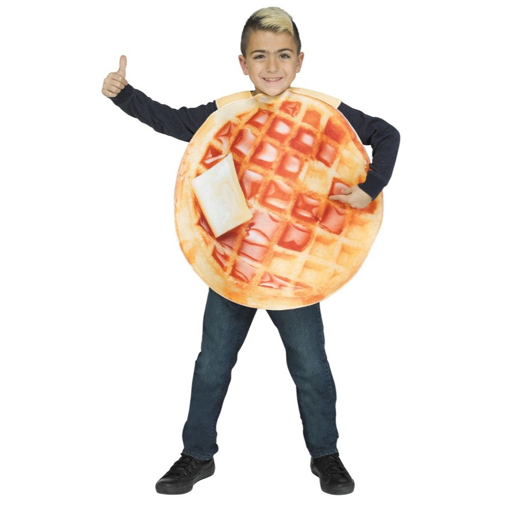 Picture of Waffle Child Costume