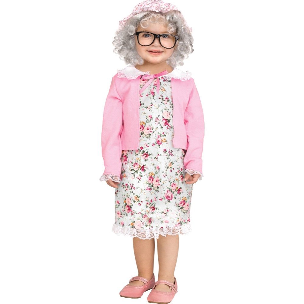 Picture of Lil' Granny Toddler Costume