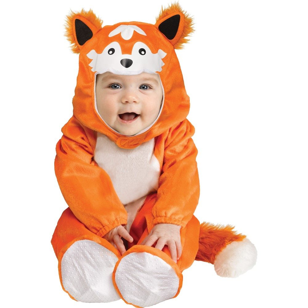 Picture of Baby Fox Infant Costume