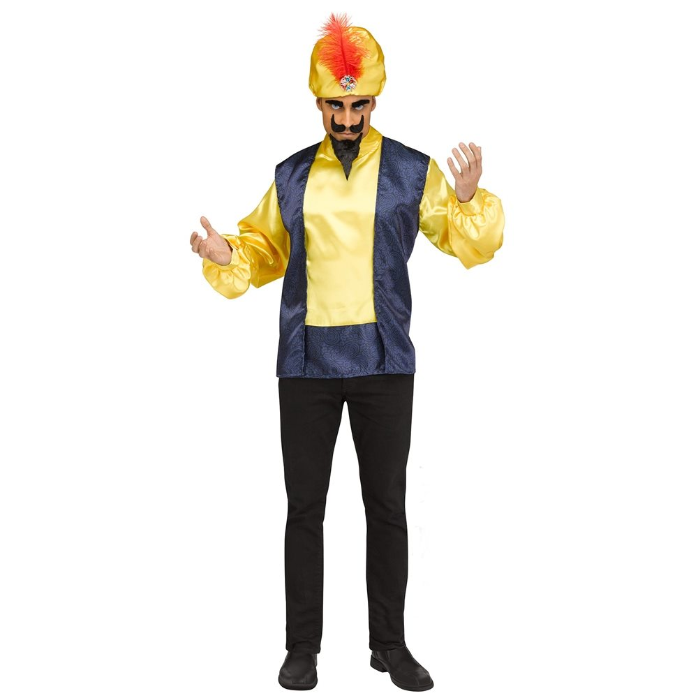 Picture of Zoltar the Fortune Teller Adult Mens Costume (Coming Soon)
