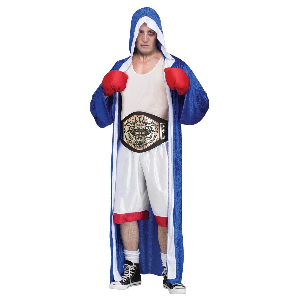 Picture of Worldwide Boxing Champ Adult Mens Costume
